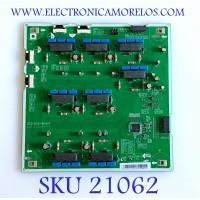 LED DRIVER SAMSUNG / BN94-12381A / L65E8NC_MVD / BN41-02618A / BN9412381A/ SUTITUTAS BN44-00902A / BN44-00902B / MODELOS QE55Q7FGMTXZG / QN55Q8CAMFXZA / QN65Q8CAMFXZA FA02 / QA65Q7FAMRXUM / QA65Q7FAMKXXA / MODELOS EN DESCRIPCIÓN /