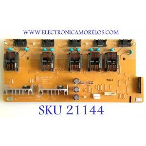 BACKLIGHT INVERTER SHARP / RUNTKA275WJZZ / MPV8A036 / PCPV0042 / MODELOS LC-37D62U / LC-37DW99U / LC-37GP1U / LC-37SB24U / LC-46SB54U