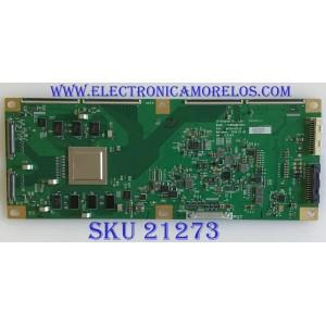 T-CON LG / 871L-5003C / 6870C-0711A / 5003C / PANEL LC550AQD (EK)(A1) / MODELO OLED55C7P-U.BUSYLJR