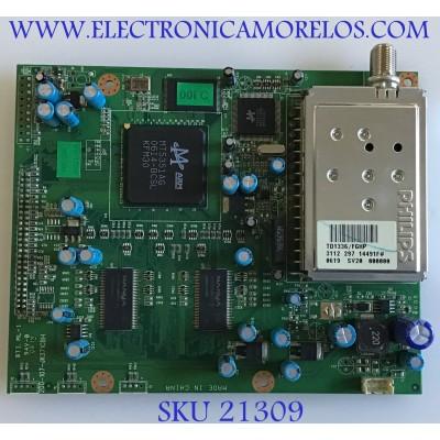 TUNER  PODERPROVIEW / 899-D01-JK321XAH / 200-107-JK371CBH / 0601D03044LF / PANEL V320B1-L01 / MODELOS PA-32JK1A 3200 / VSC-32V1