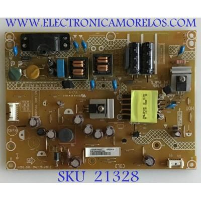FUNTE DE PODER SHARP / PLTVDL241XXA9 / 715G6154-P02-000-002H / DL241XXA9 / PANEL TPT315B5-HVN01 / MODELO LC-32LB150U