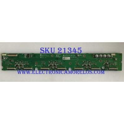 BUFFER LG / EBR30165201 / EAX35343801/PANEL PDP60X70000 / MODELOS  60PB4DT-UB AUSLLJR / 60PC1D-UE AUSLLJR / 60PM4M-WA / 60PB4DA-UA AUSLLJR / 60XP10 / P606Y2