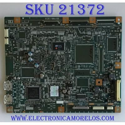 DIGITAL BOARD JVC / SFL-1312B / LCA10710 / LCBA10710 / PANEL LTA400WS-L02 / MODELOS LT-40X667 / LT-37X887