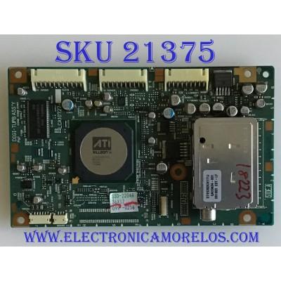 TUNER JVC / SSD-2204A-M2 / LCA1072 / LCB10727 / PANEL LTA400WS-L02 / MODELOS LT-40X667 / LT-37X887