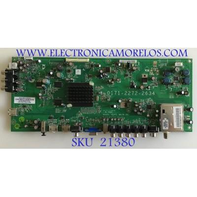 MAIN VIZIO / 3632-0602-0150 / 0171-2272-2634 / 3632-0602-0395 / PANEL LC320WUN-SAA1 / MODELO VO32L FHDTV10A / VO32L