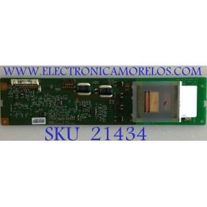 BACKLIGHT INVERTER MASTER JVC / MAGNAVOX / PHILIPS / 996510012754 / 6632L-0334A / YPNL-T021A / PANEL LC370WX1-(SL)(B1) / MODELOS LT-37DA8BJ / 37MF337B/37 / 37PFL5322D/37 / 37PFL5322D/37E / 37PFL5522D/05 / 37PFL7332D/37