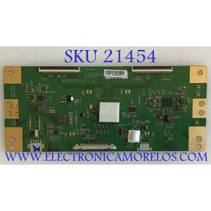 T-CON SONY / 1-001-517-11 / 6870C-0761A / 6871L-6043B / MODELO XBR-49X800G / XBR49X800G