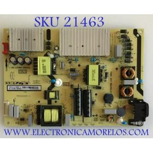 FUENTE DE PODER TCL / 08-L171WD2-PW200AB / 40-L171W4-PWA1CG / CCP-508 /PANEL LVU650NDEL SD9W01 / MODELOS 65S423 / 65S425TBBA / 65S425LBBA / 65S425LABA / 65S425TABA /65S421