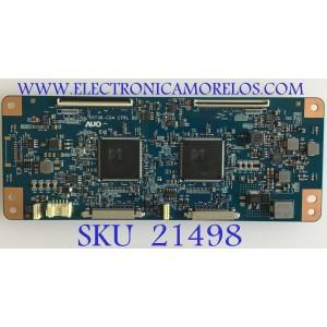 T-CON SONY / 1-897-161-11 / 55T36-C04 / 5575T05C03 / PANEL T750QVF03.1 / MODELOS XBR-75X900E / XBR-75X905E