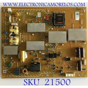FUENTE DE PODER  SONY / 1-474-683-11 / APDP-158A1A / 2955036404 / 147468311 / PANEL T750QVF03.1 / MODELO XBR-75X900E