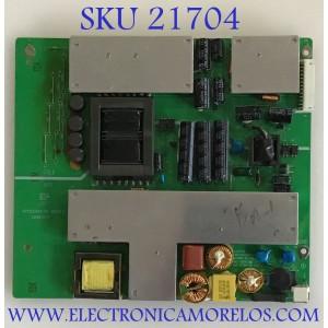 FUENTE DE PODER VIORE / VP120UG01-GP / VP120UG01-GP(1001) / PANEL V315H1-LH3 REV.424 / MODELO  LED32VFZ61