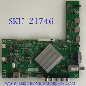 MAIN HISENSE LED 1080P 60Hz SMART TV / 170579 / RSAG7.820.5644/ROH / LTDN40K20DWUS / PANEL HD400DF-E37(010)\S1.B2 / MODELO 40H5