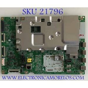 MAIN LG 4K SMART OLED / EBT65992903 / EAX68784904 (1.0) / 65992903 / PANEL AC550AQL-EMA1 / MODELO OLED55B9PUA.DUSQLJR