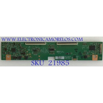 T-CON PARA MONITOR / 6871L-04945E / 6870C-0693B / 4945E / PANEL LM270WR5 (SS)(B1) / MODELO U2718QB