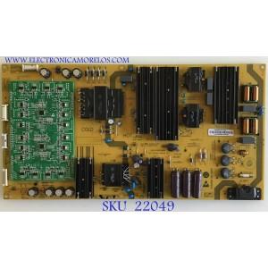 FUENTE DE PODER PARA TV VIZIO QUANTUM 4K UHD HDR SMART TV / NUMERO DE PARTE 0500-0619-1250 / 050006191250 / 25-DB5612-X2P1 / SHG6520A-237E / CQC14134104969 / PANEL T650QVN07.9 / MODELO M657-G0 / M657-G0 LAUAQD / M657-G0 LAUAQDKV