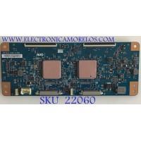 T-CON SONY / 1-001-190-12 / 75T12 C00 CTRL  / 5575T12C04 / PANEL YD9S075DTU01 / MODELO XBR-75X950G