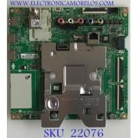 MAIN LG / EBU64745504 / EAX67872805 (1.1) / PANEL NC490DGG AAGX3 / MODELO 49UK6300PUE.BUSWLJM