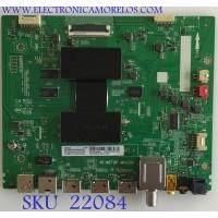 MAIN TCL / 08-AU50CUN-OC404AA / 40-MST10F-MAA2HG / 08-MST1003-MA200AA / V8-ST10K01-LF1V1291 / PANEL LVU500NDEL / MODELO 50S421