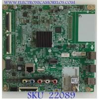 MAIN LG / EBU65002103 / EAX67872805(1.1) / EAX67872805(1.1) / PANEL NC550DGG-AAGX1 / MODELO 55UK6090PUA.BUSWLOR