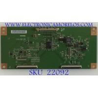 T-CON LG / 3620126906300 / E222034  / 16042902 / 4V9Q759TR3620126906300 / PANEL NC500DUN-VXBP3 / MODELO 50LH5730-AUA.BUSJLOR