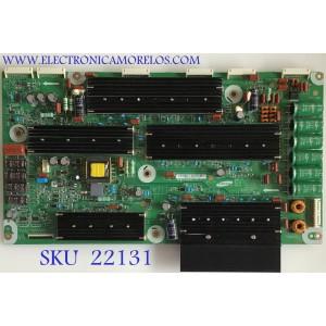 Y-SUS SAMSUNG / BN96-22021A / LJ41-10174A / LJ92-01873A / 873A / PANEL  S60FH-YD01 / MODELOS PN60E6500EFXZA TW02 / PN60E7000FFXZA / PN60E8000GFXZA