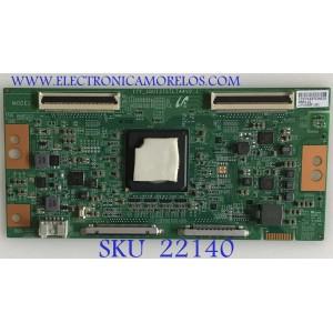 T-CON SONY / 1-897-099-11 / 17Y_SGU13TSTLTA4V0.1 / 39744B / PANEL YD7S650DND01B / MODELOS XBR-65X900E / XBR-65X905E / XBR-65X907E