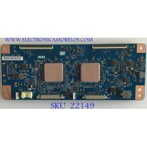T-CON SONY / 1-001-193-11 / 85T10 C03 CTRL / 55.85T10.C01 / 5585T10C01 / PANEL YD9S085DTU01 / MODELO XBR-85X950G /  XBR-85X950H