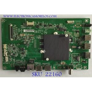 MAIN SEIKI / 34021217 / 35022747 / H2018051010K / SM65UK700T0715M / PANEL 72000367YTAK / MODELO SC-65UK700N