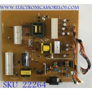 FUENTE DE PODER PARA MONITOR HP / 55.7V202.A01G / 48.7V201.011 / 23313081 / PANEL LM300WQ6 (SL)(A1) / MODLEO Z30I IPS