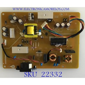 FUENTE DE PODER PARA MONITOR HP / 55.7A404.002G / 48.7A409-01M / L1258-1M / PANEL LTM240CT06 / MODELO LA2405X