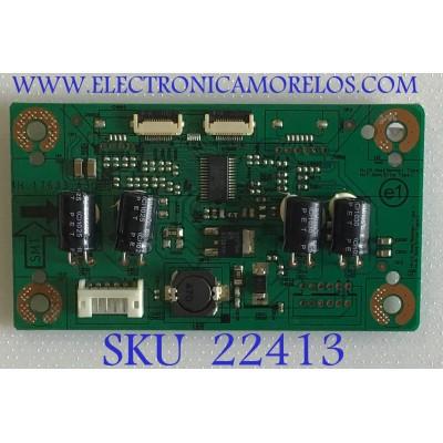 LED DRIVER PARA MONITOR HP / 5E1C033001 / 4H.17633.A30 / 742354 N / PANEL M270H3-L05 REV.C2 / MODELO 2711X