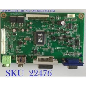 MAIN PARA MONITOR PLANAR / 6201-7927346K01 / 2202545603P / JT279XX6KX / PANEL M270H1-L01 REV.C4 / MODELO PX2710MW