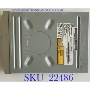 DVD DATA PARA CPU STORAGE / GSA-4163B/TG11 / 154354-56014537 ROM VER:A101 / 5V/12V   105A/2.0A