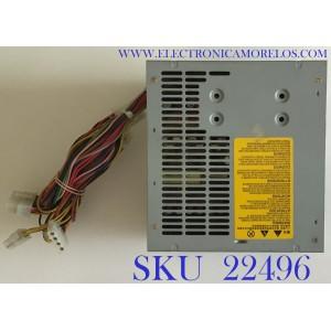 FUENTE DE PODER PARA CPU DELL / 04-185009370 / ATX-300-12E / MODELO DHM-6ZBJ711