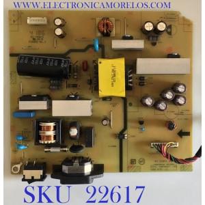 FUENTE DE PODER PARA MONITOR HP / 5E24Q02001 / 4H.24Q02.A00 / 1325021 / PANEL LM270WQ1 (SL)(C2) / MODELO Z27I