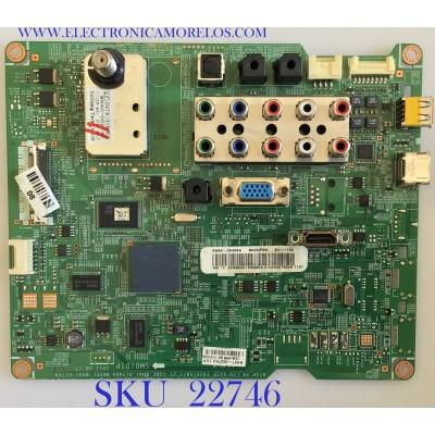 MAIN PARA TV SAMSUNG / BN94-05406A / BN41-01749A / BN97-06275G / SUSTITUTAS BN94-04475B / BN94-04475F / PANEL LTF260AP05 / MODELO LN26D450G1DXZA SG02