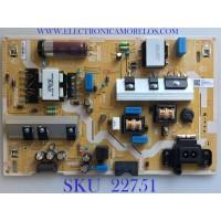 FUENTE DE PODER PARA TV SAMSUNG / BN44-00947J / L43E7_RSM / ST43F121C1/WVD / BN4400947J / PANEL CY-NN043HGHV2H / MODELOS UN43RU7100FXZA CC07 / UN43RU7100FXZA DA05 / UN43RU7100FXZA BC19