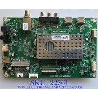 MAIN SHARP / XECB0TK007 / 715G7228-M01-000-004K / XECB0TK007020X / PANEL TPT500J1-HVN07.U REV:S600B / MODELO LC-50LB371U