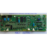 Y-SUS PARA TV PANASONIC / TNPA5335BJ / TNPA5335 / PANEL MC127J1431 / MODELO TC-P50GT30
