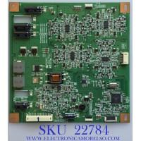 LED DRIVER PARA TV TOSHIBA / 27-D074270 / T87D177.00 / L400H2-2EB / PANEL V400HK2-LS5 REV.C1 / MODELO 40L5200U2