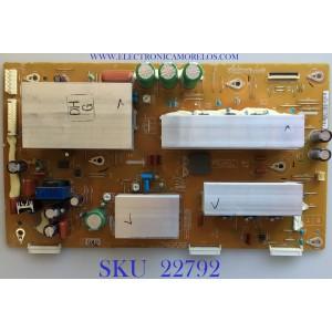 Y-SUS PARA TV SAMSUNG / LJ92-01760D / LJ92-01760A / LJ41-10282A / PANEL S50HW-YB07 / MODELOS PN51D440A5DXZA / PN51D430A3DXZA / PN51D450A2DXZA / PN51D490A1DXZA