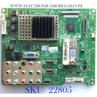 MAIN PARA TV  SAMSUNG / BN96-08251K / BN41-00975C / BN97-02682F / PANEL V460H1-L05 REV.C1 / MODELO LN46A530P1FXZA