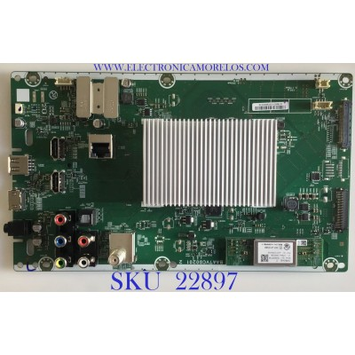 MAIN PARA TV PHILIPS / AA78KUG-65UL / BAA7VCG0201 2 / A78KD / A78KD-F819400314 / PANEL LC650EGY (SL)(A1) / MODELO 65PFL5602/F7 C