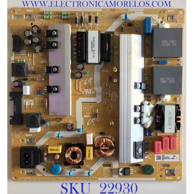 FUENTE DE PODER PARA TV SAMSUNG / BN44-01063A / L65E8N_THS / BN4401063A / MODELO QN65Q70TAFXZA