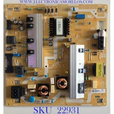FUENTE DE PODER PARA TV SAMSUNG / BN44-01058A / L55E7_THS / BN4401058A / MODELO QN55Q60TAFXZC