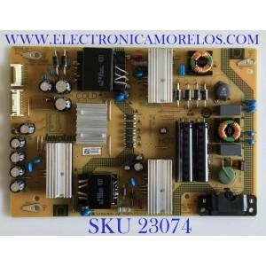 FUENTE DE PODER PARA TV VIZIO 4K UHD SMART TV / NUMERO DE PARTE SHG5004B-247E / 25-DB5803-X215 / SHG5004B-247E V3.0 / P500D104DB / MODELOS V505-H19 LIAIZB / V505-H19 LINIZB / ((NOTA IMPORTANTE:CHECAR QUE EL PANEL Y MODELO CORRESPONDA CON SU TELEVISION))