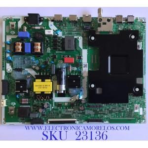 MAIN FUENTE PARA TV SAMSUNG 4K UHD SMART TV RESOLUCION (3840 x 2160)/ BN96-50988C / ML41A050595A / BN9650988C / PANEL CY-BT043HGHV5H / MODELO UN43TU700DFXZA CB01
