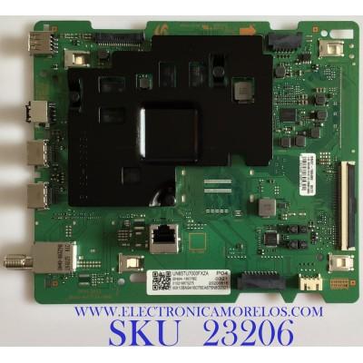 MAIN PARA TV SMART TV SAMSUNG Procesador Crystal 4K UHD RESOLUCION (3840 x 2160) / BN94-16076E / BN41-02751A / BN97-16648B / PANEL CY-BT065HGHV1H / MODELO UN65TU7000FXZA CC02