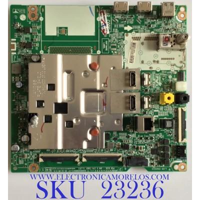 MAIN PARA SMART TV LG 4K Ultra HD (3,840 x 2,160) / EBT66516001 / EAX69109604(1.0) / PANEL NC650DQH-ABHX1 / MODELO 65UN8500AUJ.BUSFLOR