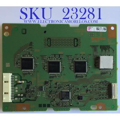 LED DRIVER PARA TV SONY / NUMERO DE PARTE A-5016-211-A / 1-004-243-22 / 1-004-242-22 / A5016211A / A5016211A 104A / A-5016-211-A 104A / PANEL YDAF075DNN01 / MODELO XBR-75X950H / XBR75X950H